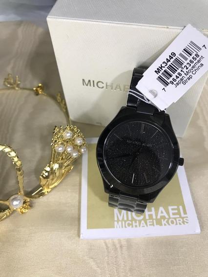 Relógio Michael Kors Mk 3449 Original