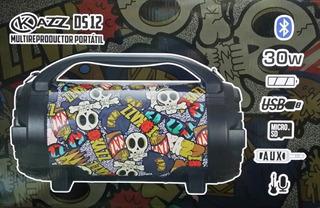 Parlante Portatil Karaoke Stromberg Kazz Ds-12