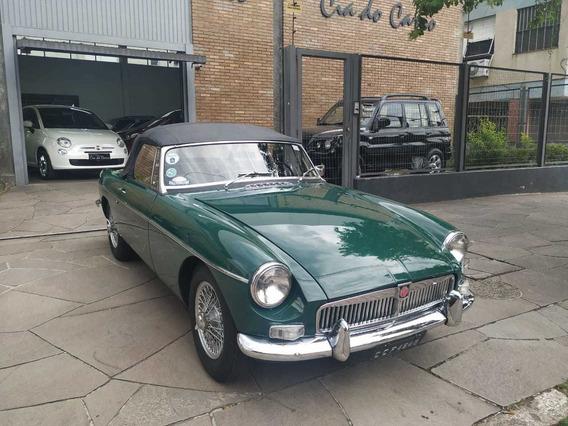 Mgb 1967, Motor 1.8 Com 98cv