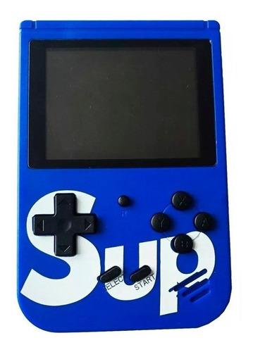 Imagen 1 de 2 de Consola Genérica Sup color  azul