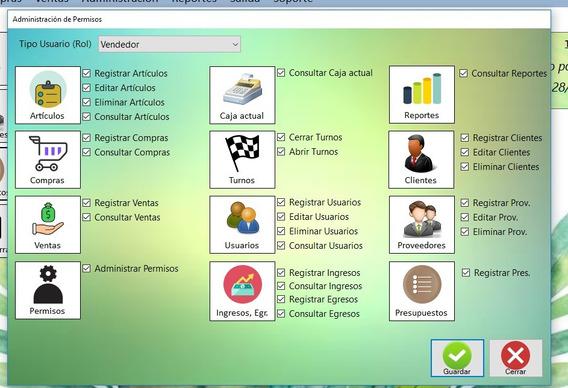 Nube Multi Sucursal, Multi Usuario, Sistema De Control De Stock, Artículos, Compras, Ventas
