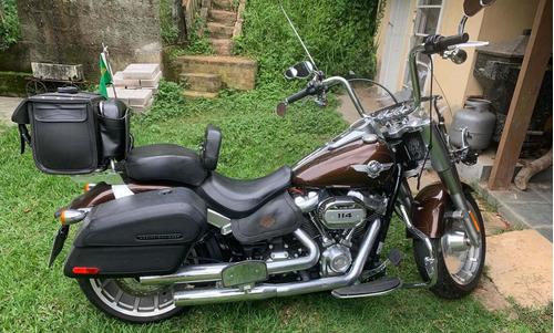 Harley Davidson Fat Boy 114
