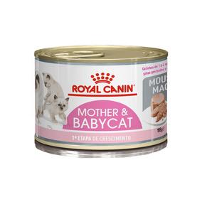 Ração Úmida Royal Canin Instinctive Para Gatos Filhotes 195g