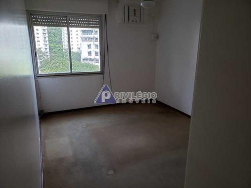 Imagem 1 de 16 de Apartamento À Venda, 2 Quartos, 1 Suíte, 2 Vagas, São Conrado - Rio De Janeiro/rj - 595