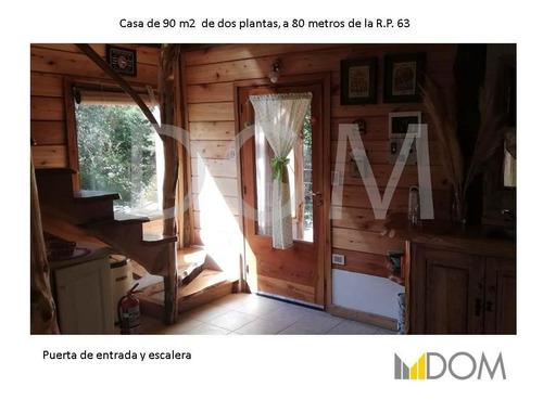 Imagen 1 de 21 de Venta Casa 3 Ambientes - Meliquina
