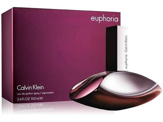 Perfume Euphoria Calvin Klein Feminino 100ml Original