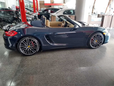 Porsche Boxter S Ano 2015 Financio 100 Mil +60x 4.888,00