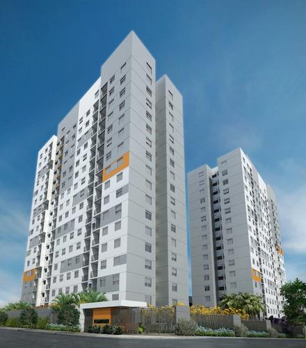 Apartamento Residencial Para Venda, Parque São Jorge, São Paulo - Ap5180. - Ap5180-inc