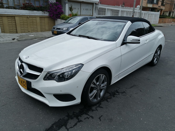 Mercedes Benz E-250 Convertible