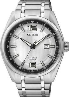 Reloj Citizen Super Titanium Eco-drive Aw124057b Hombre