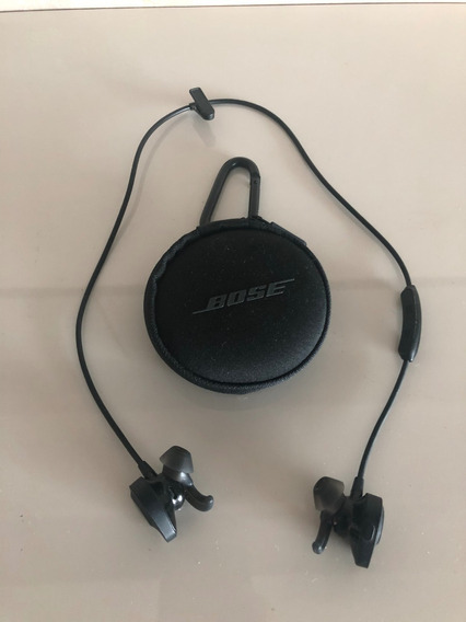 Fone De Ouvido Bose Soundsport In-ear Wireless Semi Novo
