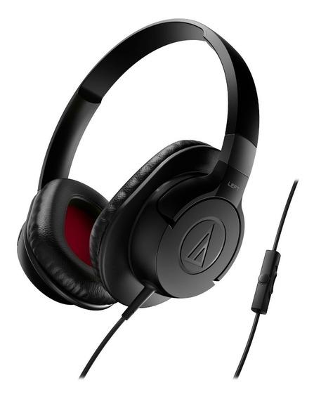Fone De Ouvido Headset Ath-ax1is -audio-technica