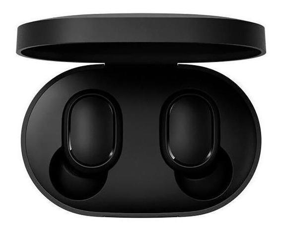 Fone De Ouvido Xiaomi Airdots Twsej04ls Com Bluetooth Preto
