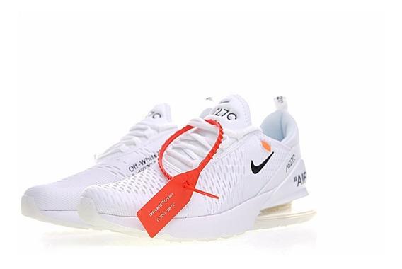 Off White X Nike Air Max 270