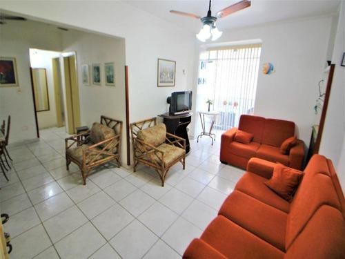 Praia Das Pitangueiras - Quadra Do Mar - 2 Dormitórios - 1 Suite - 1 Vaga De Garagem - Ap4151 - 34711035