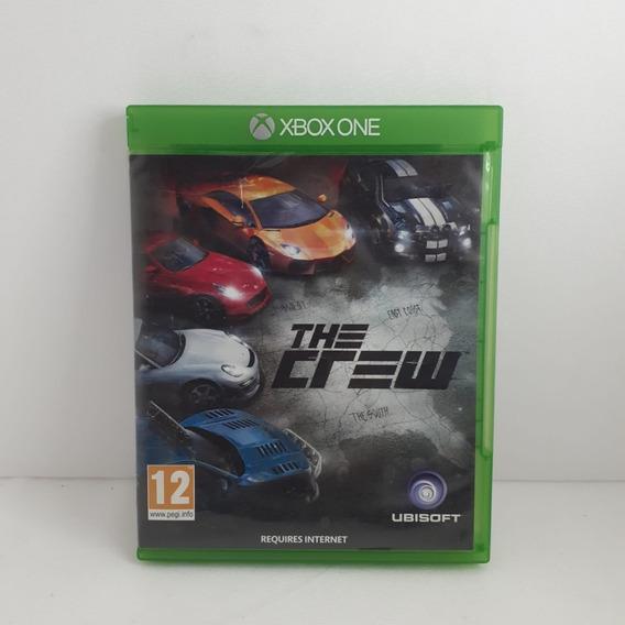 Jogo The Crew Xbox One Semi Novo Testado