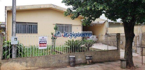 Casa À Venda, 140 M² Por R$ 305.000,00 - Jardim Piza - Londrina/pr - Ca0186