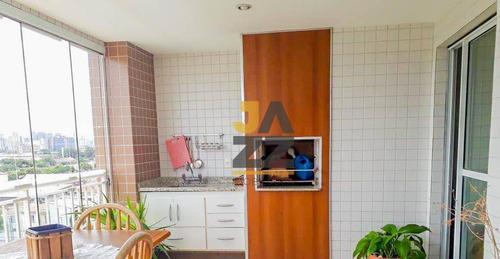 Imagem 1 de 24 de Lindo Apartamento Com 3 Dormitórios À Venda, 119 M² Por R$ 1.011.000 - Mooca - São Paulo/sp - Ap7424