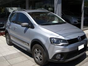 Volkswagen Crossfox 1.6 Comfortline 2012 Gris 5p