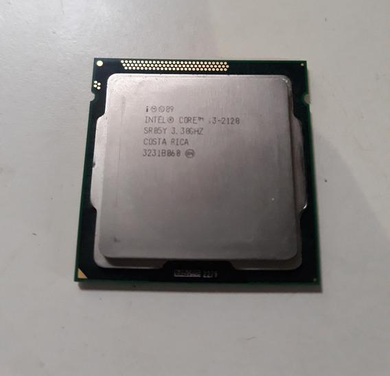 Processador Intel Core I3 2120 3.30 Ghz Lga 1155
