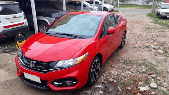 Civic Si 2.4 Coupe - 2015