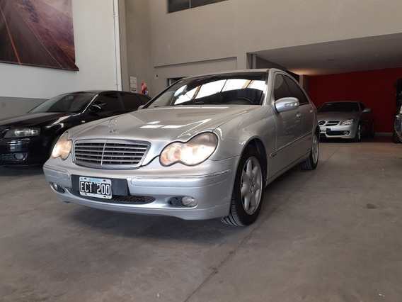 Mercedes-benz Clase C 2.4 C240 Elegance At Te 2003