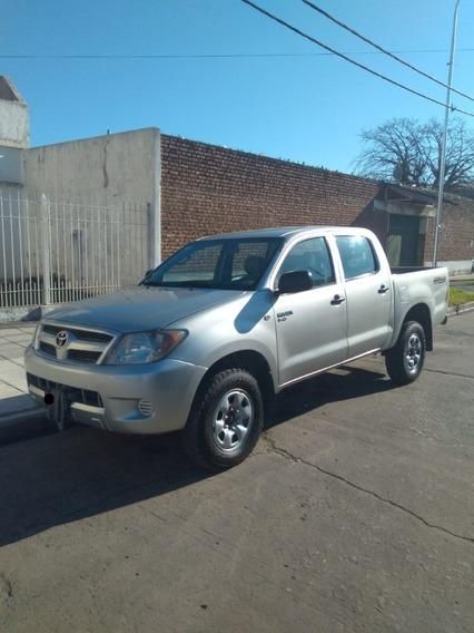 Toyota Hilux 2.5 Dc 4x4