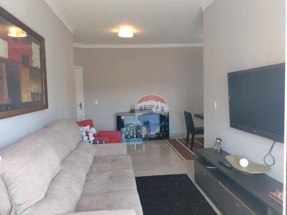 Apartamento Com 3 Dormitórios Para Alugar, 90 M² Jardim Armênia - Mogi Das Cruzes/sp - Ap0294