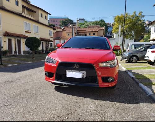 Mitsubishi Lancer 2015 2.0 Cvt 4p