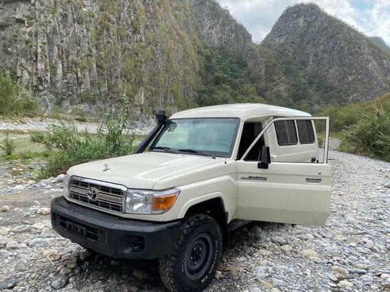Toyota Land Cruiser Land Cruiser Hzj78