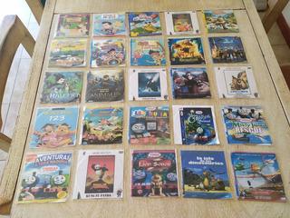 Lote De Películas En Dvd Infantiles - 126 En Total.