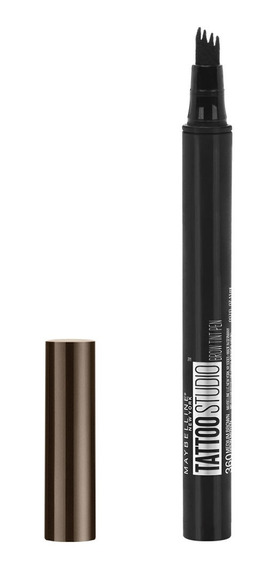 Plumon Para Cejas Brow Tattoo Studio Maybelline Deep Brown