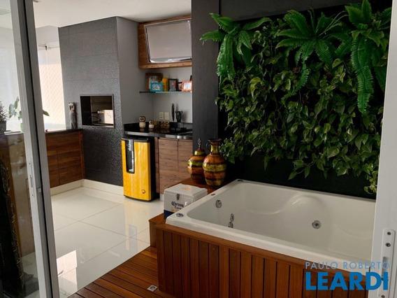 Apartamento - Campo Belo - Sp - 591991