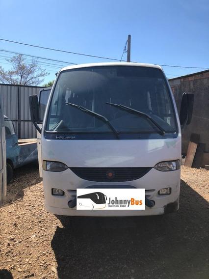 Micro Ônibus Rodoviário Volare A6 Ano 2000 - Johnnybus