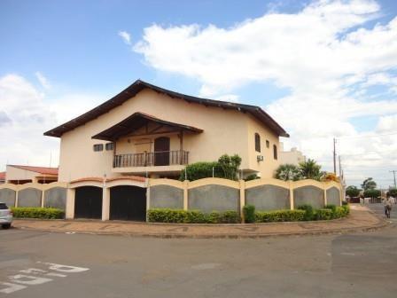 Casa Com 5 Dormitórios, 420 M² - Venda Por R$ 800.000,00 Ou Aluguel Por R$ 4.000,00/mês - Vila São Pedro - Americana/sp - Ca0021