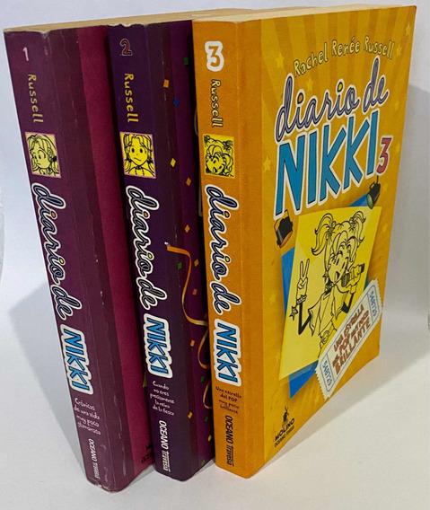 El Diario De Nikki 3 + Gratis Libros 1 Y 2!!!