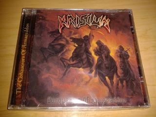 Krisiun - Conquerors Of Armageddon (cd Lacrado)