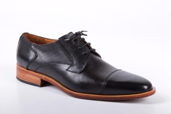 Zapatos Para Hombre Color Negro - Modelo Nantes