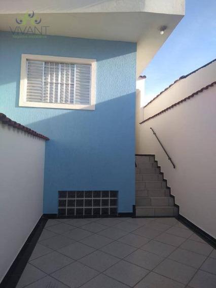 Casa Com 2 Dormitórios Para Alugar, 80 M² Por R$ 1.300,00/mês - Caxangá - Suzano/sp - Ca0233