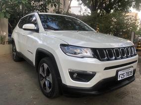 Jeep Compass 2018 Apenas 4 Meses De Uso