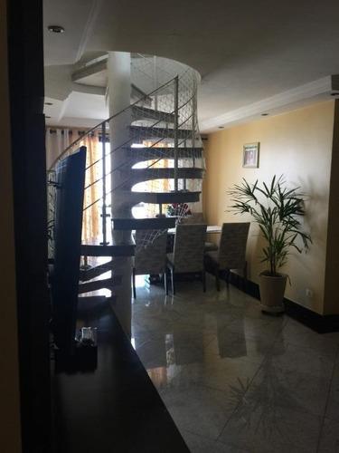 Cobertura Com 3 Dormitórios À Venda, 190 M² Por R$ 1.300.000 - Alto Da Mooca - São Paulo/sp - Co0085