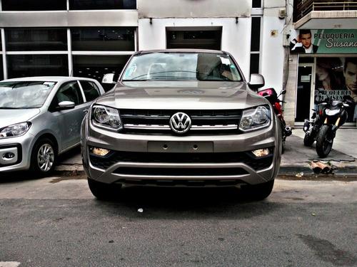 Volkswagen Vw Amarok Comfortline 4x2 Automática 0 Km 2021