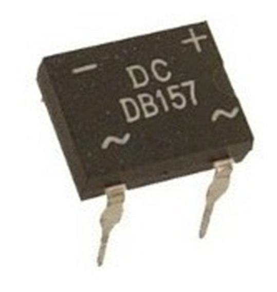 Kit X3 Db157 Puente De Diodos 1.5a 1000v Reemp Df1510 Df04