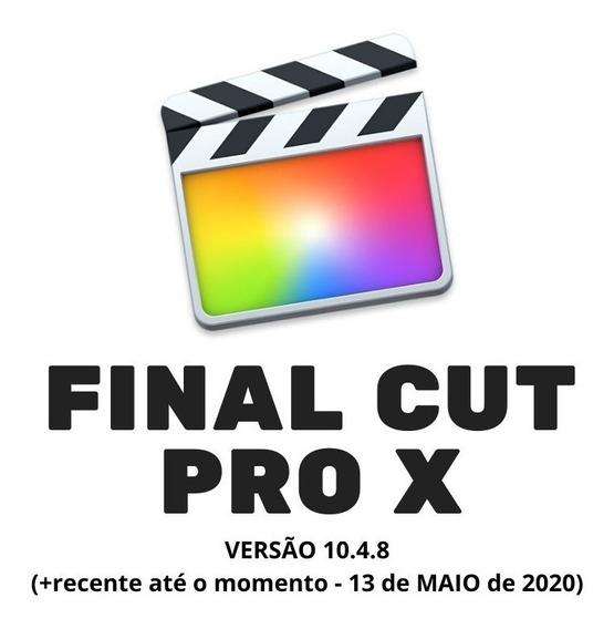 Final Cut Pro + Logic Pro (+ Recente Sempre)