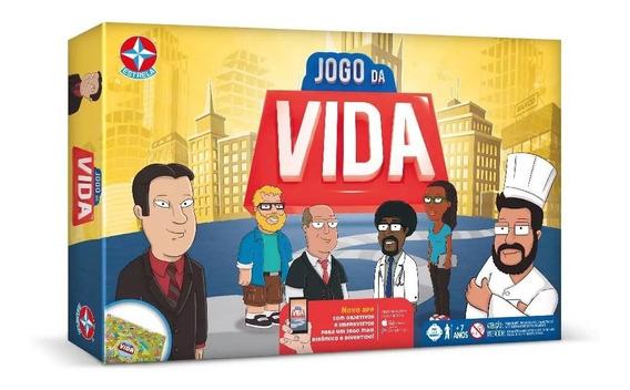 Jogo Da Vida - Novo App - Estrela