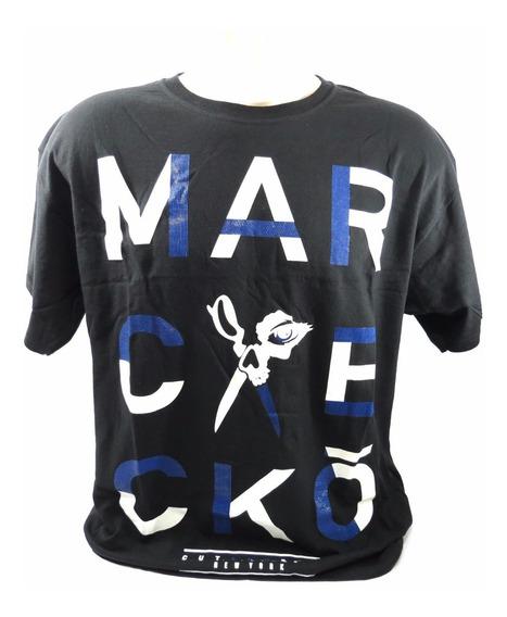 Camisa Marc Eckõ Cut & Sew Preta Tam G