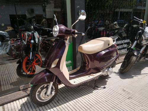 Corven Milano 150 2017  16000km /kawacolor