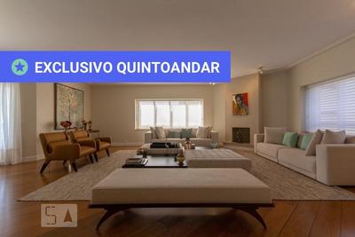 Apartamento No 6º Andar Com 4 Dormitórios E 6 Garagens - Id: 892934694 - 234694