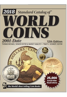 Catalogo De Monedas World Coins 2001-date 12th Edition