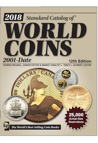Catalogo De Monedas World Coins 2001-date 12th Edition